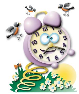 clocks go forward 2018